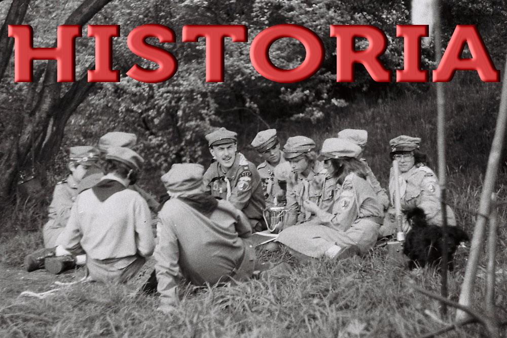 HISTORIA 29 ŚDH DĘBY 1981- 1982