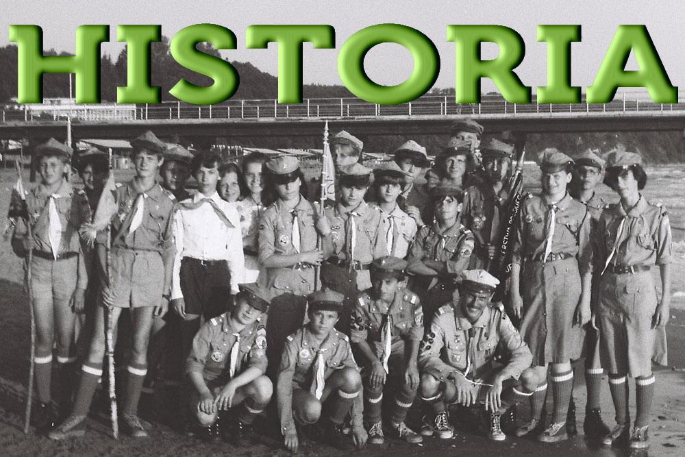 HISTORIA 29ŚDH DĘBY 1986 - 1990