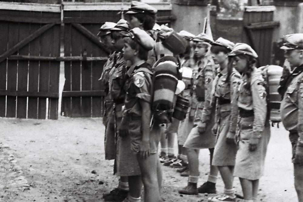 Pierwszy Obóz Drużyny 1982
