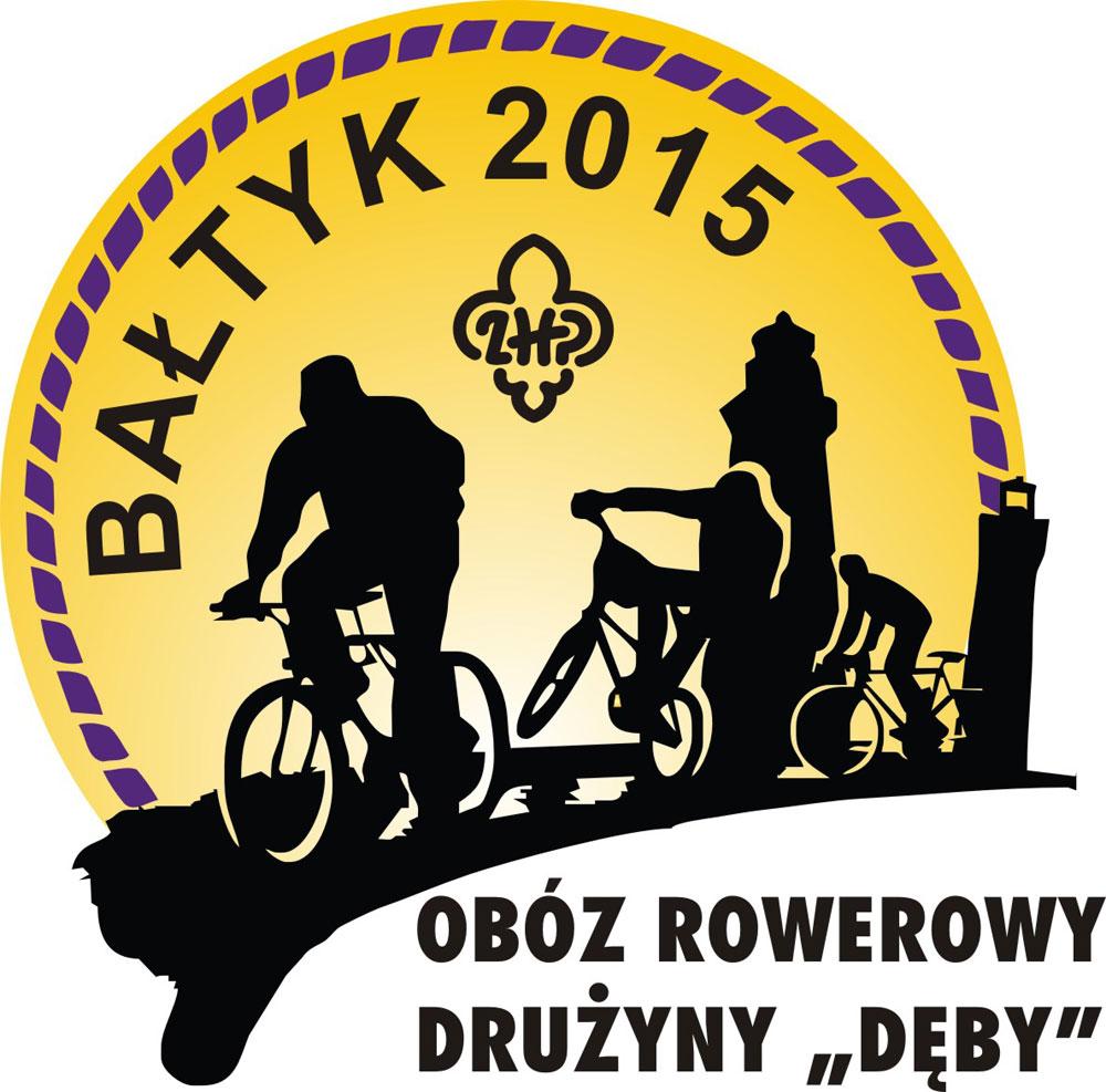 Obóz Rowerowy Bałtyk 2015