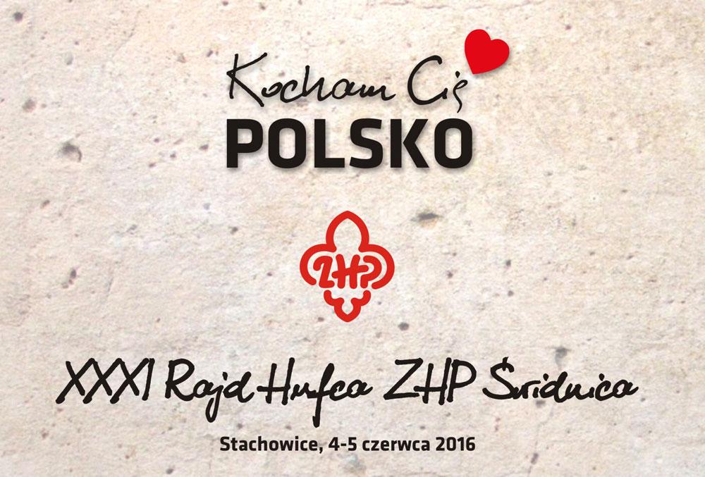 Rajd Hufca 4-5 czerwca 2016 Stachowice