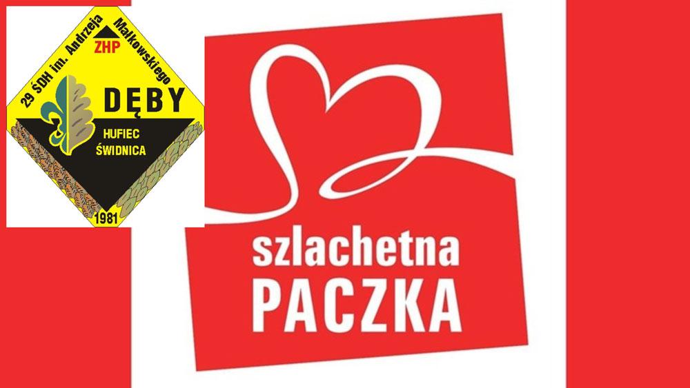 Szczep Harcerski Dęby - Szlachetna Paczka