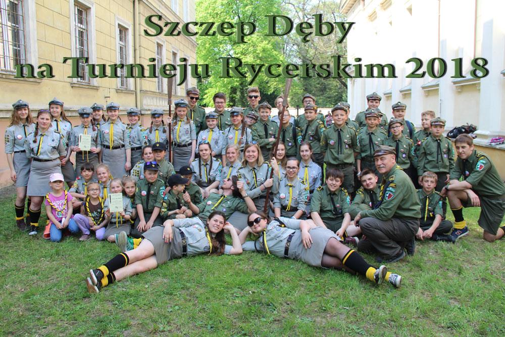 Turniej Rycerski  o Włócznię św. Jerzego 21.04.2018