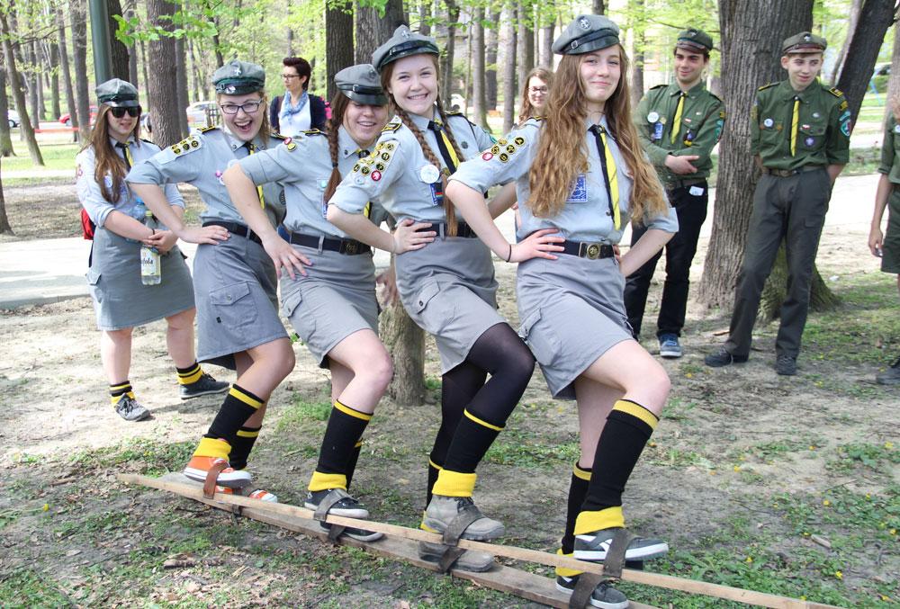 Turniej Rycerski w Dzień Świętego Jerzego 25.04.2015