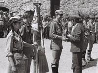 Turniej Drużyn Sztandarowych Srebrna Góra 1982